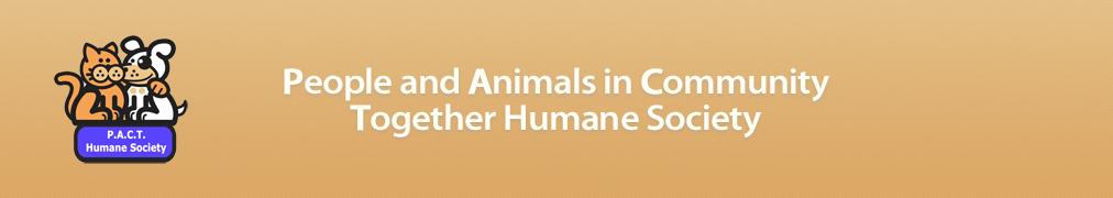 PACT Humane Society